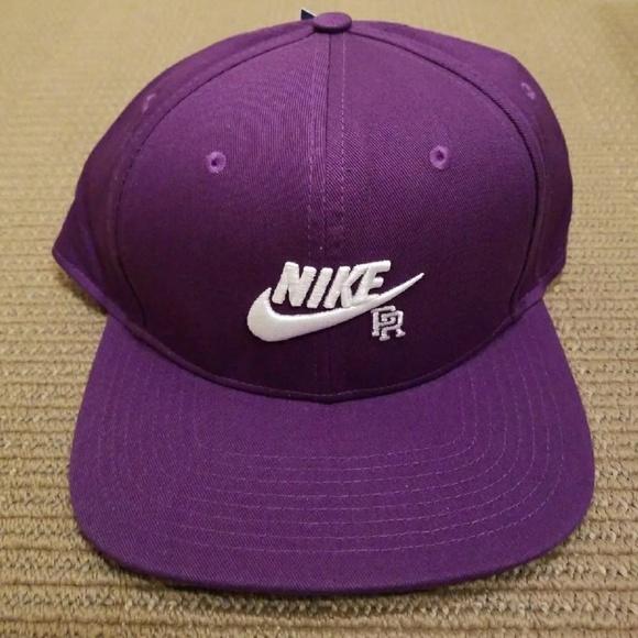 Nike SB P-Rod Snapback Purple Hat (Offers OK) 0ad12788640b